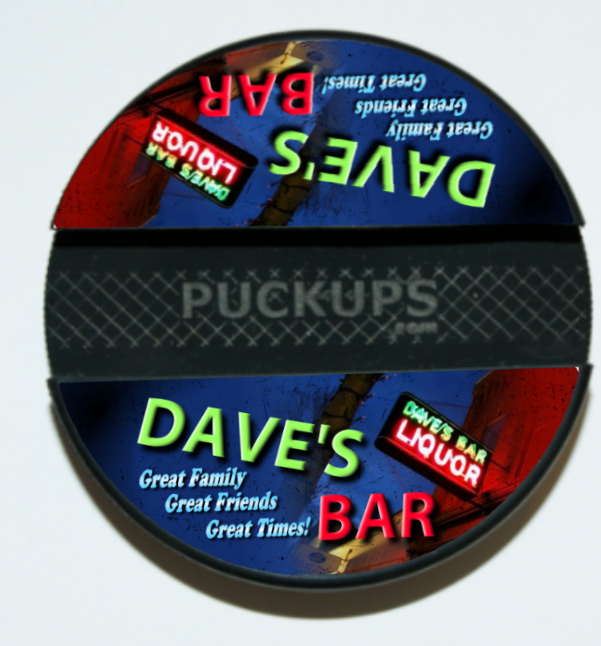 puckups promo daves bar