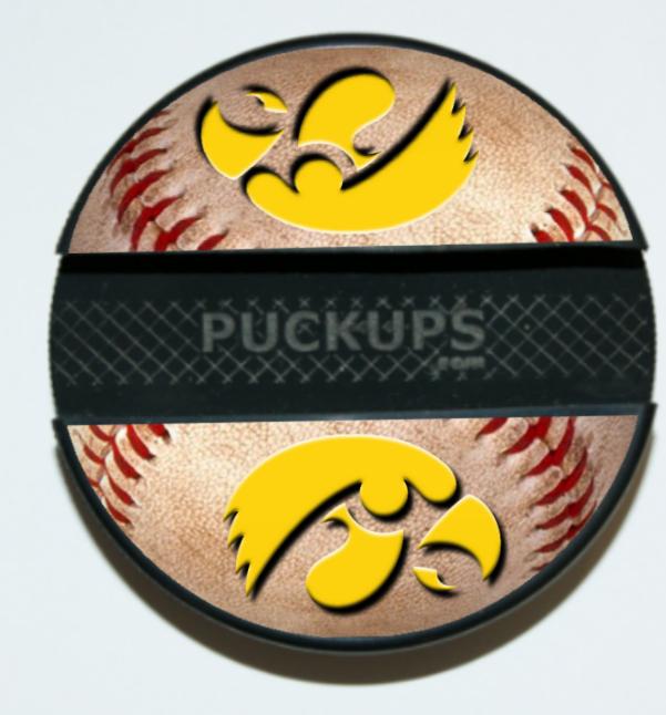 puckups promo iowa baseball