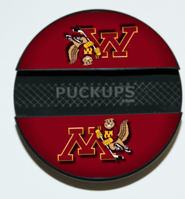 puckups promo minnesota hockey