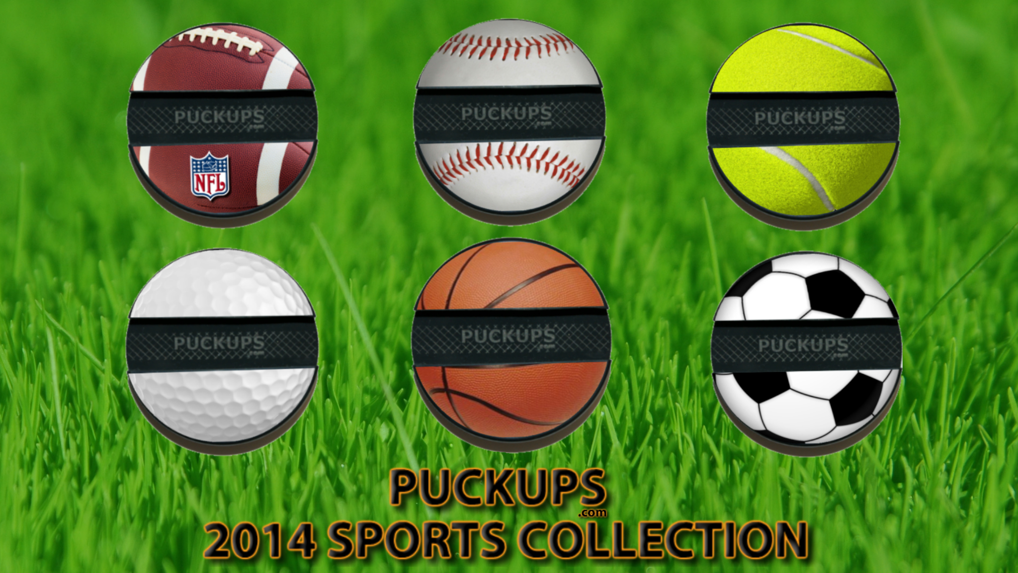Sports Themed PuckUps
