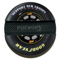 puckups promo nascar wheel
