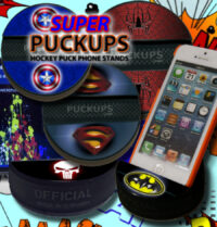 superhero puckups